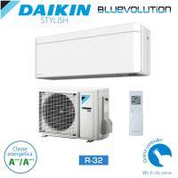 Aer conditionat Daikin Stylish Bluevolution FTXA35AS-RXA35A Inverter 12000 BTU white, r32 - Model 2018