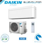 Aer conditionat Daikin Stylish Bluevolution FTXA25AS-RXA25A Inverter 9000 BTU white, R32