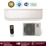 Aer conditionat Gree Bora A4 Silver GWH24AAD-K6DNA4A Inverter 24000 BTU R32. clasa energetica A++